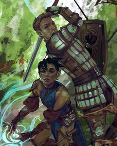 must be tuesday (baby wardens and my horrible memories of the brecilian forest. Dragon Age Characters, D D Characters, Fantasy Characters, Fictional Characters, Dragon Age Origins, Dragon Age Inquisition, Character Inspiration, Character Design, Grey Warden