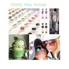 New jewlery in the stores IOAKU.com
