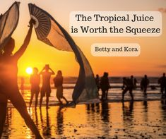 Envision: The Tropical Juice Is Worth The Squeeze Go To Sleep, Juice, Tropical, Juices, Juicing