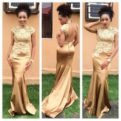 Classy, Sophitiscated, & Glamorous Wedding Guests Outfits - Wedding Digest NaijaWedding Digest Naija