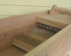 Building a wool picker fiber pinterest wool building and