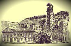 """El blog de """"Acebedo"""": Un fallido proyecto en Turón (Mieres)"""