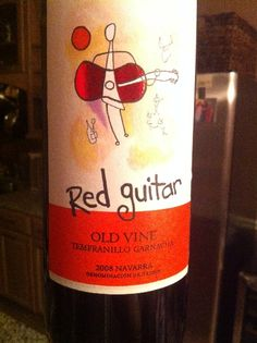 A good Spanish wine!