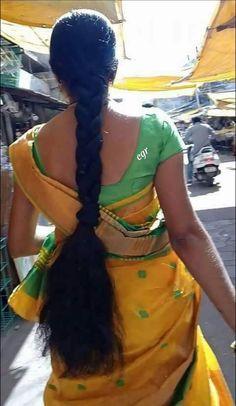 New Womens Hair Long Shape Ideas Long Hair Indian Girls, Indian Long Hair Braid, Braids For Long Hair, Loose Hairstyles, Indian Hairstyles, Girl Hairstyles, Braided Hairstyles, Beautiful Braids, Beautiful Long Hair