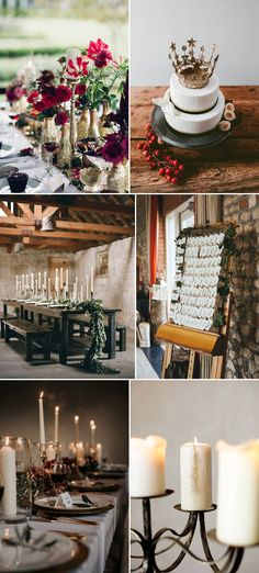 How To Have A Stylish Game Of Thrones Themed Wedding