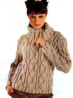Hand Knit Women's turtleneck sweater boat neck hand knitted women's sweater cardigan pullover women's clothing handmade crewneck v-neck
