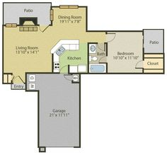 Frisco Plantation Area Apartments | Marquis at Stonebriar in ...