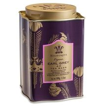 Traditional with a twist, this organic Earl Grey Blend combines black china tea with lighter green tea, scented with aromatic and invigorating bergamot. Produced exclusively for Fortnum's and HRH The Prince of Wales' Highgrove Estate, this 100% organic Earl Grey Blend is wonderfully fortifying, especially when enjoyed as part of Afternoon Tea.