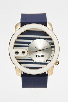 Flud Watches Exchange Stripe Watch