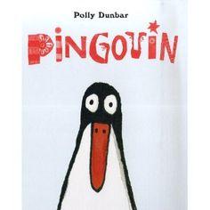 """""""Pingouin"""" de Polly Dunbar"""