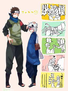Tags: NARUTO, Comic, Pixiv, Sarutobi Konohamaru, PNG Conversion, Translation Request, Pixiv Id 2198687, Mitsuki (NARUTO), Boruto