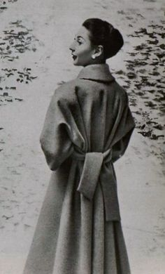 1957 Gres/I have a similar blk coat I bought for the holidays, I knew I had good taste..lol jk:)