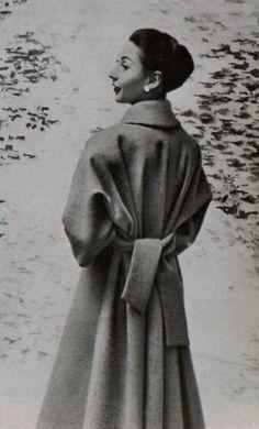 1957 Gres/I have a similar blk coat I bought for the holidays, I knew I had good taste..lol jk:)