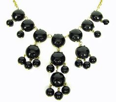 #Beaded Bubble Necklace,#StatementNecklaces $18.99 at TheBlingThing.com