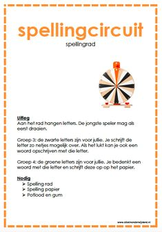 Spellingcircuit Learn Dutch, Visible Learning, Wheel Of Fortune, Speech Therapy, Circuit, Literacy, Homeschool, Classroom, Letters