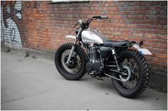 Scramblers & Trackers | SR500 by Wrenchmonkees