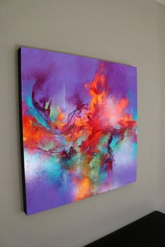 I create a diverse range of acrylic works on deep, all-wood panels (black painted edges). My main goal when painting is to create unforgettable, dynamic work. I focus on combining natural elements… Source by vividinsp Acrylic Pouring Art, Acrylic Art, Painting Edges, Painting & Drawing, Deep Drawing, Black Painting, Pintura Graffiti, Diy Canvas, Contemporary Paintings