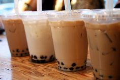 mocha boba with coffee lychee jelly