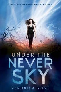 Reading For Sanity : A Book Review Blog: Under the Never Sky - Veronica Rossi