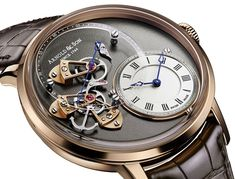 Arnold & Son DSTB Red gold 2016