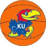 Fanmats Kansas Jayhawks Basketball-Shaped Mat - Fanmats Kansas Jayhawks Basketball-Shaped Mat Nylon matDecorated with the team logoChromojet painted in the team colorsShaped like a basketballNon-skid back There should be no ifs, ands, or buts a Kansas Jayhawks Basketball, College Basketball, Shapes