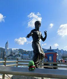 ブルース・リーファンはここは絶対に抑えたいのはアヴェニュー・オブ・スターズ。香港 旅行・観光の見所を紹介!