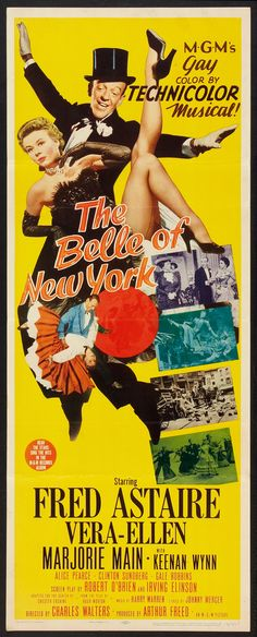 1952 The belle of New York