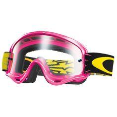 073a62f426b Oakley MX XS O Frame High Voltage Youth Dirt MotoX Motorcycle Goggles  Eyewear Oakley Goggles