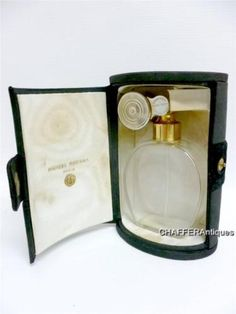 #Marcel rochas #baccarat perfume bottle & marcel franck atomiser & #purse c1940s,  View more on the LINK: http://www.zeppy.io/product/gb/2/251896148122/