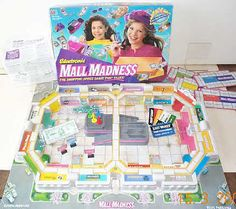 """Hands down...my favorite board game EVER as a kid. """"ooh a long line, try again later!"""""""