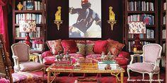 Maximalist interior design tips and photos