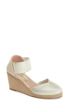 Andre Assous 'Anie' Espadrille Wedge (Women)