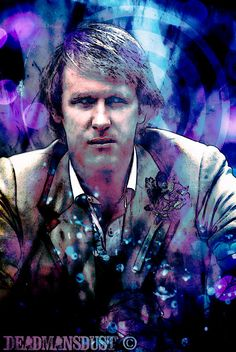 The Fifth Doctor by Deadmans-Dust.deviantart.com on @deviantART