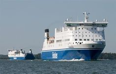 Wärtsilä to supply three of Finnlines vessels with exhaust cleaning scrubber systems