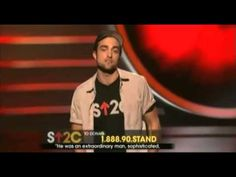 Rob at Stand Up 2 Cancer -  Better Quality