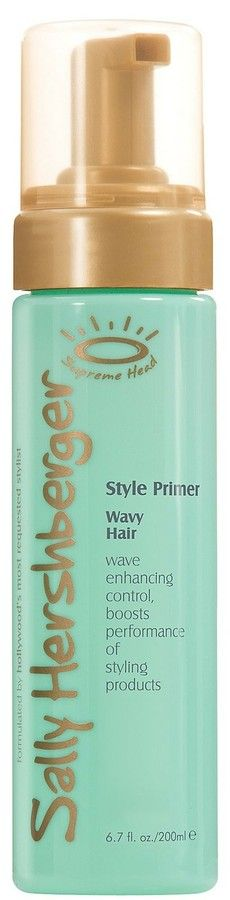 for wavy hair...amazing hair product