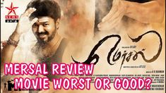 "Mersal Review - Mersal Movie worst or good? FDFS Mersal Movie Review | Tamil Movie ReviewsMersal Review - Mersal Movie worst or good? FDFS Mersal Movie Review | Tamil Movie Reviews Subscribe our Channel ""Star News Tamil"" for more updates ..... Check more at http://tamil.swengen.com/mersal-review-mersal-movie-worst-or-good-fdfs-mersal-movie-review-tamil-movie-reviews/"