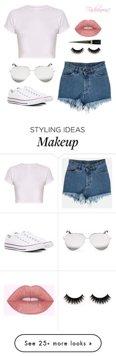 """But you're mine"" by fashionova1 on Polyvore featuring Converse, Christian Louboutin and Victoria Beckham"