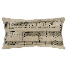 musical pillow