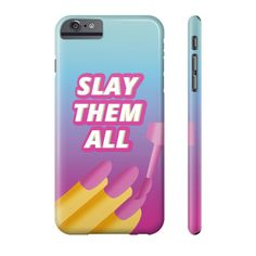 Slay Them All Phone Case