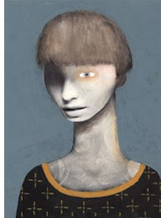 artist Guim Tió Zarraluki paints over fashion magazines for bizarrely interesting results.