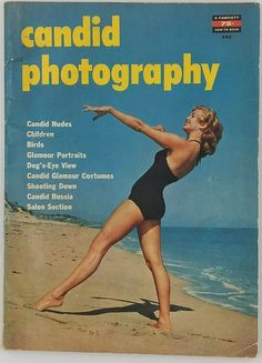 CANDID PHOTOGRAPHY 1960 NUDE and GLAMOUR PHOTOGRAPHY FAWCETT #440