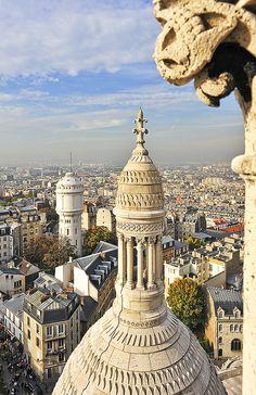 Basilique du Sacré-Cœur,Paris