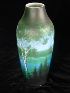 D'Argental Paul Nicholas Glass Vase