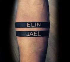 Resultado de imagen para brazaletes tatuajes para hombres Arm Band Tattoo, Diy Tattoo, Tattoo Ideas, Brush Strokes, Retro Tattoos, Tattoo Images, Symbolic Tattoos, Arms, Symbols