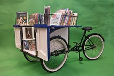 re-pinned by: http://sunnydaypublishing.com/books/  #bikes&books #bike #books