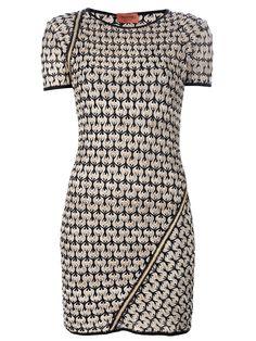 Missoni Print Mini Dress - Parisi - farfetch.com
