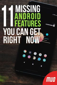 11 Missing Android Features You Can Get Right Now - Android Apps - Android Phone Hacks, Cell Phone Hacks, Smartphone Hacks, Apple Smartphone, Android Smartphone, Apps For Android, Galaxy Smartphone, Android Art, Samsung Hacks