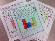 FREE First Grade sight word graphing worksheets!