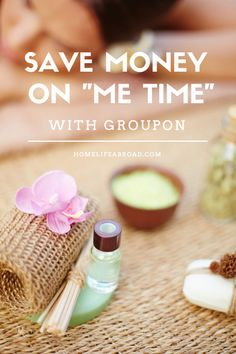 Save Money on Me Time with #Groupon! #ad